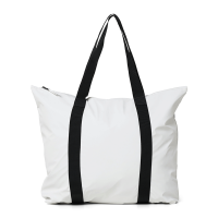 Rains Original Tote Bag Schoudertas Off White