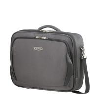 """Samsonite X-Blade 4.0 Laptop Shoulder Bag 15.6"""" Grey/Black"""