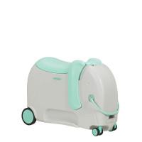 Samsonite Dream Rider Deluxe Suitcase Elephant Minty