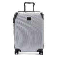 Tumi Latitude Continental Carry On Silver
