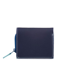 Mywalit Flap Coin Purse Portemonnee Denim
