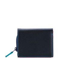Mywalit Flap Coin Purse Portemonnee Black/ Pace