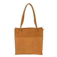 DSTRCT Portland Road Small Shopper Cognac 126340