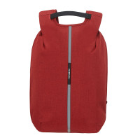 "Samsonite Securipak Laptop Backpack 15.6"" Garnet Red"