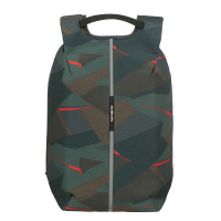 "Samsonite Securipak Laptop Backpack 15.6"" Deep Forest Camo"