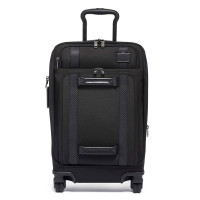 Tumi Merge International Front Lid 4 Wheel Carry On Exp Black