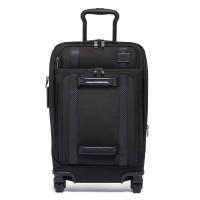 Tumi Merge International Front Lid 4 Wheel Carry On Exp Black