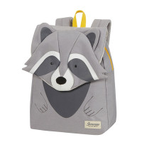 Samsonite Happy Sammies Backpack S+ Raccoon Remy