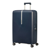 Samsonite Hi-Fi Spinner 75 Expandable Dark Blue