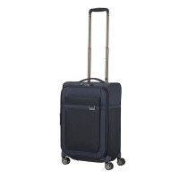 Samsonite Airea Spinner 55 Length 35 Exp Dark Blue