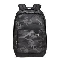 """Samsonite Midtown Laptop Backpack M 15.6"""" Camo Grey"""
