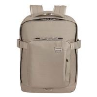 "Samsonite Midtown Laptop Backpack L 15.6"" Expandable Sand"
