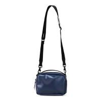 Rains Original Box Bag Shiny Blue