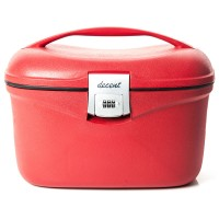 Decent Sportivo Beautycase Red