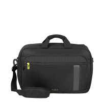 "American Tourister Work-E 3 Way Boarding Bag 15.6"" Black"