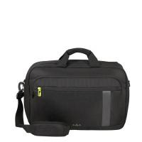 "American Tourister Work-E 3 Way Boarding Bag 15.6"" Black"