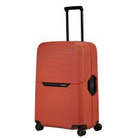 Samsonite Magnum Eco Spinner 75 Maple Orange