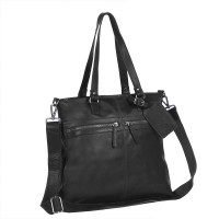 Chesterfield Cleo Shopper Large Black