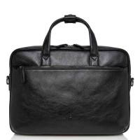 Castelijn & Beerens Laptoptas 15.6'' RFID Black 9673