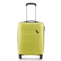 Travelite Vinda 4 Wheel Trolley S Lemon