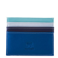 Mywalit Double Sided Credit Card Holder Denim