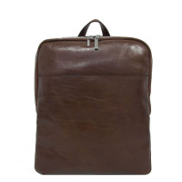 "Claudio Ferrici Legacy Backpack 13.3"" Brown"
