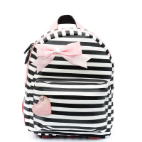 Zebra Trends Girls Rugzak S Stripes Pink