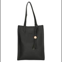 Charm London Covent Garden Shopper Black