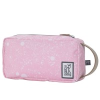 The Pack Society Multi Case Toilettas Coral Spatters Allover