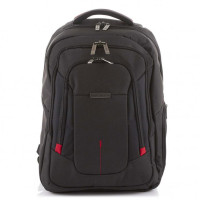 Travelite @Work Business Backpack Black Melange