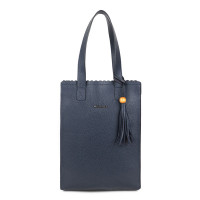Wimona Paulina Shopper Darkblue