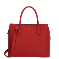 "Charm London Stratford Laptoptas 13.3"" Red"