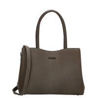 Charm London Woolwich Shopper Olive Green