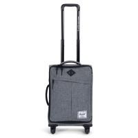Herschel Highland Luggage Raven Crosshatch