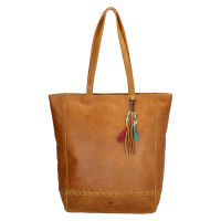 Micmacbags Friendship Shopper Camel