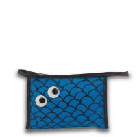 Zebra Trends Toilettas Schubben Blue
