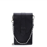 MŌSZ Phonebag Schoudertas Saffiano Black