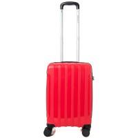 Decent X-Motion Handbagage Koffer 55 Red