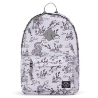 Parkland Meadow Backpack Gray Dragon
