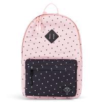 Parkland Meadow Backpack Polka Dots Quartz