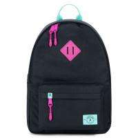 Parkland Bayside Kids Backpack Black Pop