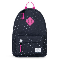 Parkland Bayside Kids Backpack Polka Dots