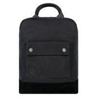Mi-Pac Tote Rugzak Canvas Black