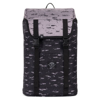 Parkland Westport Backpack Arbutus Smoke