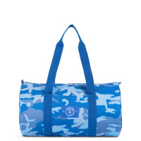 Parkland Lookout Small Duffle Woodland Camo Blue