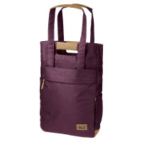 Jack Wolfskin Piccadilly Shopper Burgundy