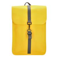 Charm London Neville Waterproof Backpack Yellow
