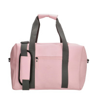 Charm London Neville Waterproof Duffle Bag Pink