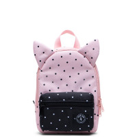 Parkland Little Monster Kids Backpack Polka Dots Quartz