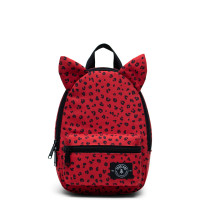 Parkland Little Monster Kids Backpack Red Leopard
